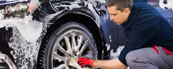 Lavage de véhicule
